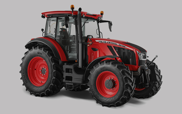 Find out more about our Zetor Range