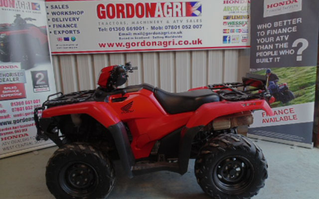 Find out more about our used ATV's