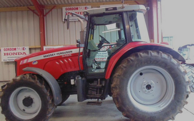 Find out more about our used tractor range
